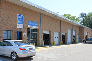 Ford Paint And Bodyshop Department Ford Dealer Serving Columbia