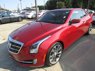 2016 CADILLAC ATS LUXURY TURBO Dick Smith Ford serving Columbia, Sumter, Orangeburg, West Columbia, Lexington, Newberry, Lugoff SC, Selling new Ford cars and trucks and used vehciles in Columbia, SC