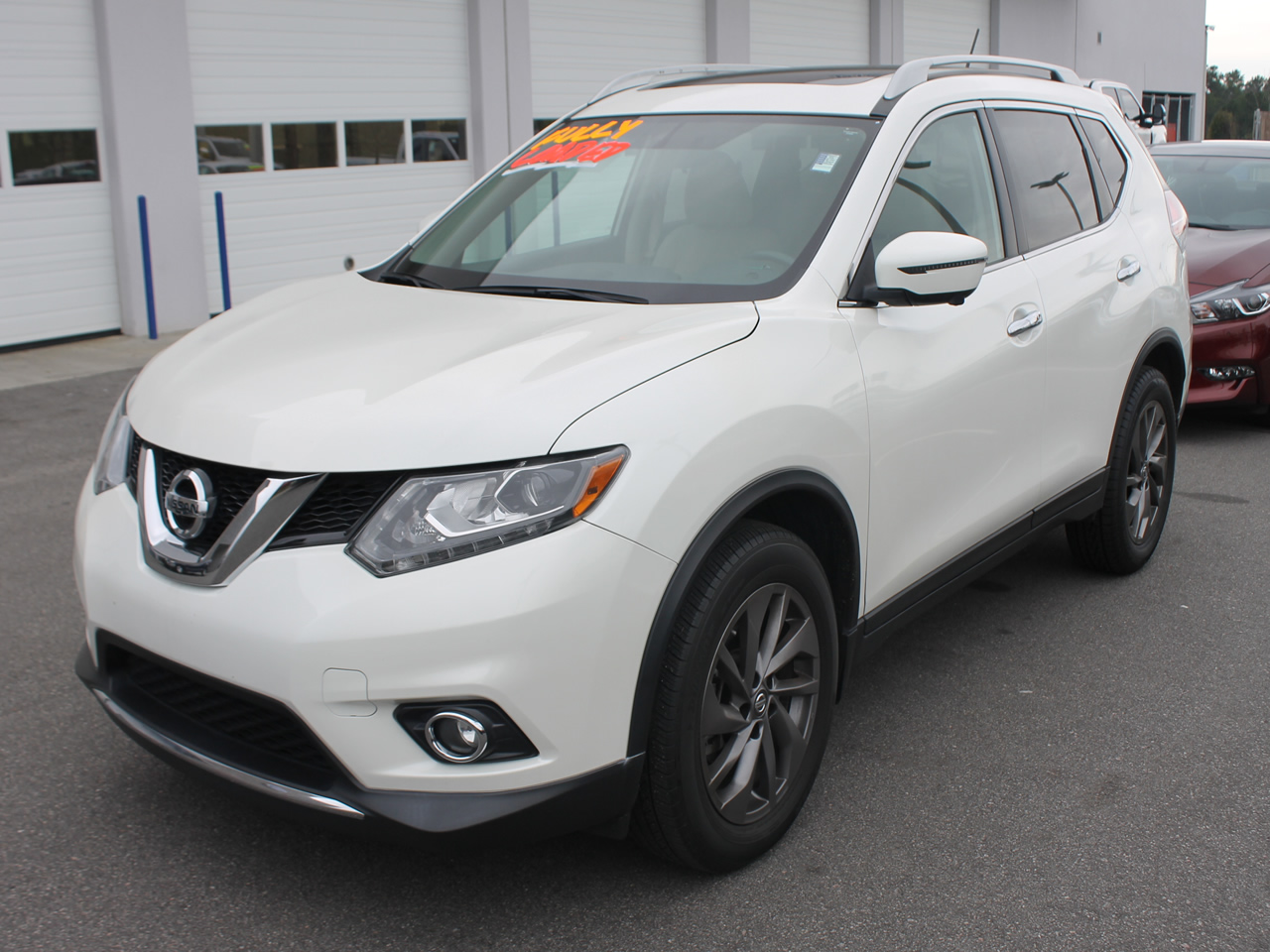 Nissan Of Sumter >> USED 2016 NISSAN ROGUE SL VIN 5N1AT2MT7GC738961 - DICK ...