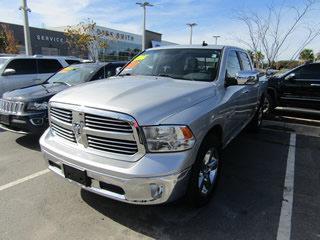 2016 DODGE RAM 1500 Crew Cab BIG HORN 4WD Dick Smith Ford serving Columbia, Sumter, Orangeburg, West Columbia, Lexington, Newberry, Lugoff SC, Selling new Ford cars and trucks and used vehciles in Columbia, SC