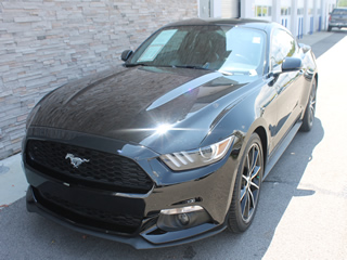 2017 FORD MUSTANG PREMIUM EcoBoost