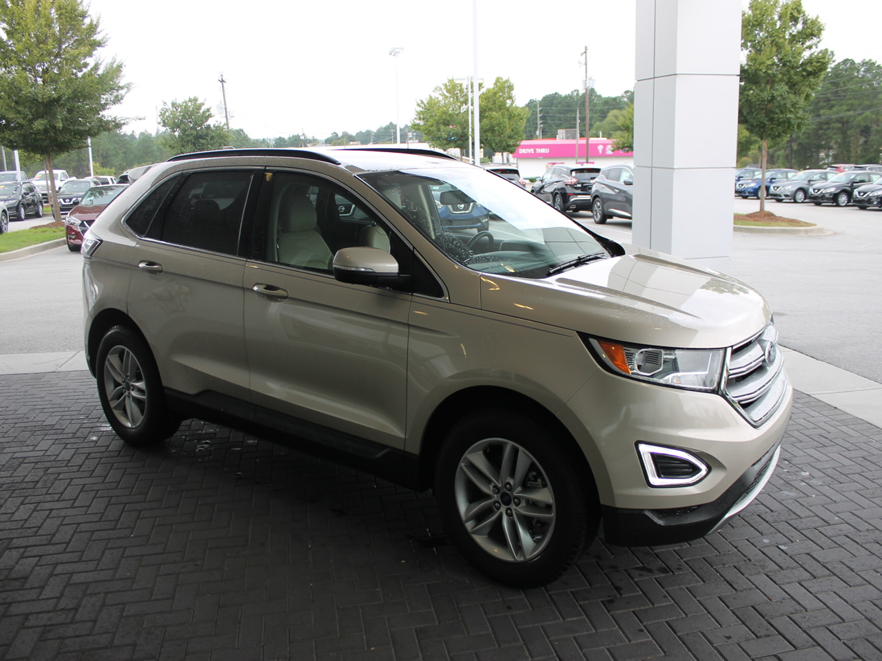 2017 FORD EDGE SEL Dick Smith Ford serving Columbia, Sumter, Orangeburg, West Columbia, Lexington, Newberry, Lugoff SC, Selling new Ford cars and trucks and used vehciles in Columbia, SC
