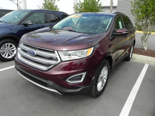 Print New 2017 Ford Edge SelVIN 2fmpk3j88hbc24590 Dick ...