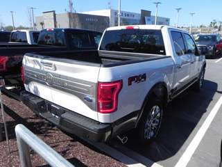 Print New 2017 Ford F-150 King Ranch Supercrew 4wdVIN ...