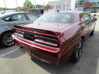 2017 DODGE CHALLENGER RT