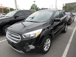 2017 FORD ESCAPE SE EcoBoost Dick Smith Ford serving Columbia, Sumter, Orangeburg, West Columbia, Lexington, Newberry, Lugoff SC, Selling new Ford cars and trucks and used vehciles in Columbia, SC