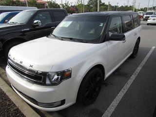 2018 FORD FLEX SEL AWD Dick Smith Ford serving Columbia, Sumter, Orangeburg, West Columbia, Lexington, Newberry, Lugoff SC, Selling new Ford cars and trucks and used vehciles in Columbia, SC