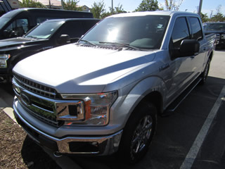 2018 FORD F-150 SUPERCREW XLT EcoBoost 4WD Dick Smith Ford serving Columbia, Sumter, Orangeburg, West Columbia, Lexington, Newberry, Lugoff SC, Selling new Ford cars and trucks and used vehciles in Columbia, SC