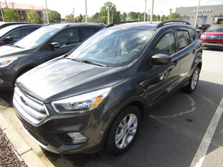 2018 FORD ESCAPE SE EcoBoost Dick Smith Ford serving Columbia, Sumter, Orangeburg, West Columbia, Lexington, Newberry, Lugoff SC, Selling new Ford cars and trucks and used vehciles in Columbia, SC