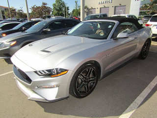 2019 FORD MUSTANG Convertible GT Premium