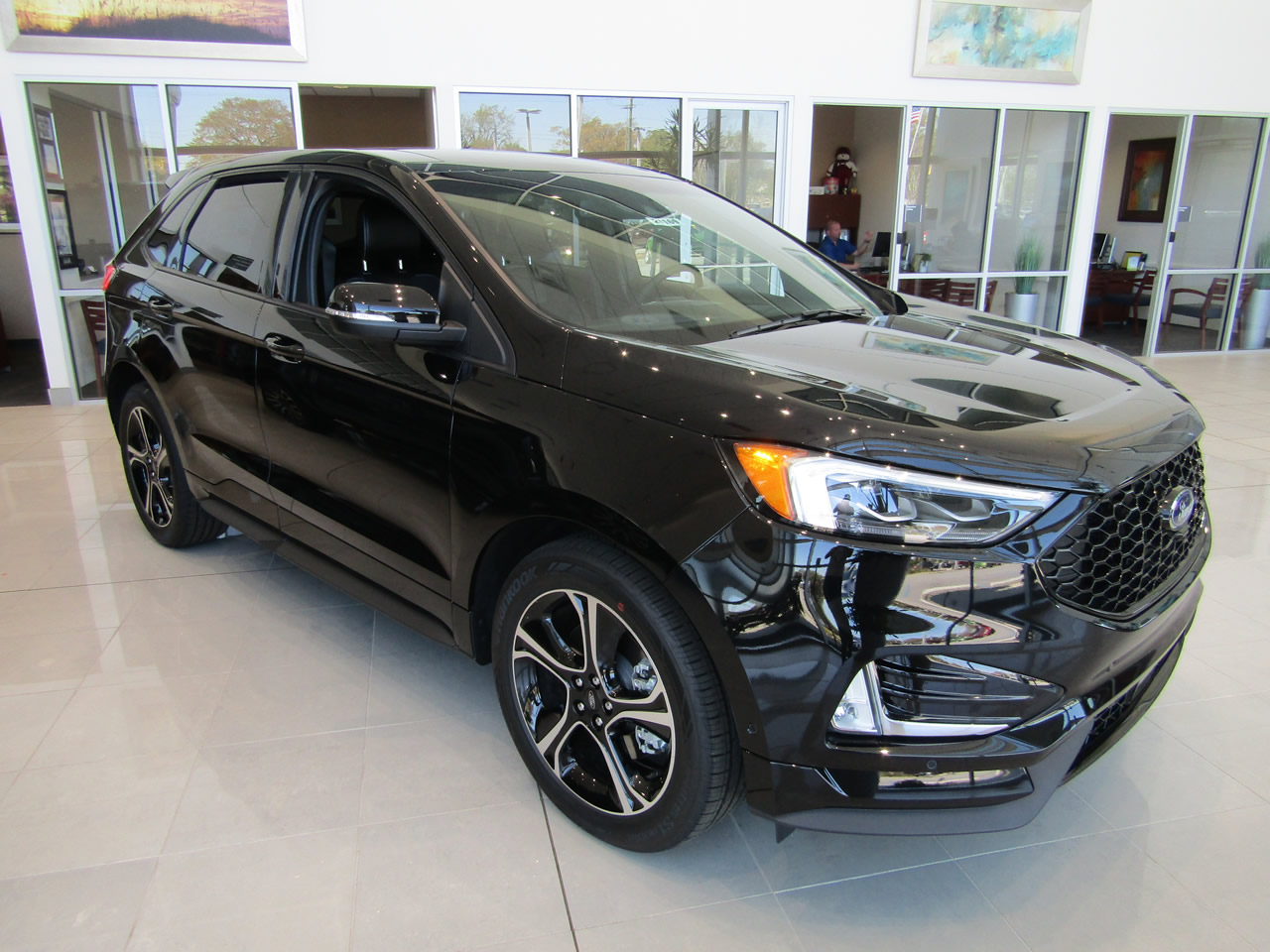 2019 Ford Edge ST AWD EcoBoost