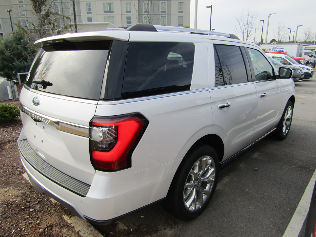 NEW 2019 FORD EXPEDITION LIMITED VIN 1FMJU1KT5KEA03287 ...