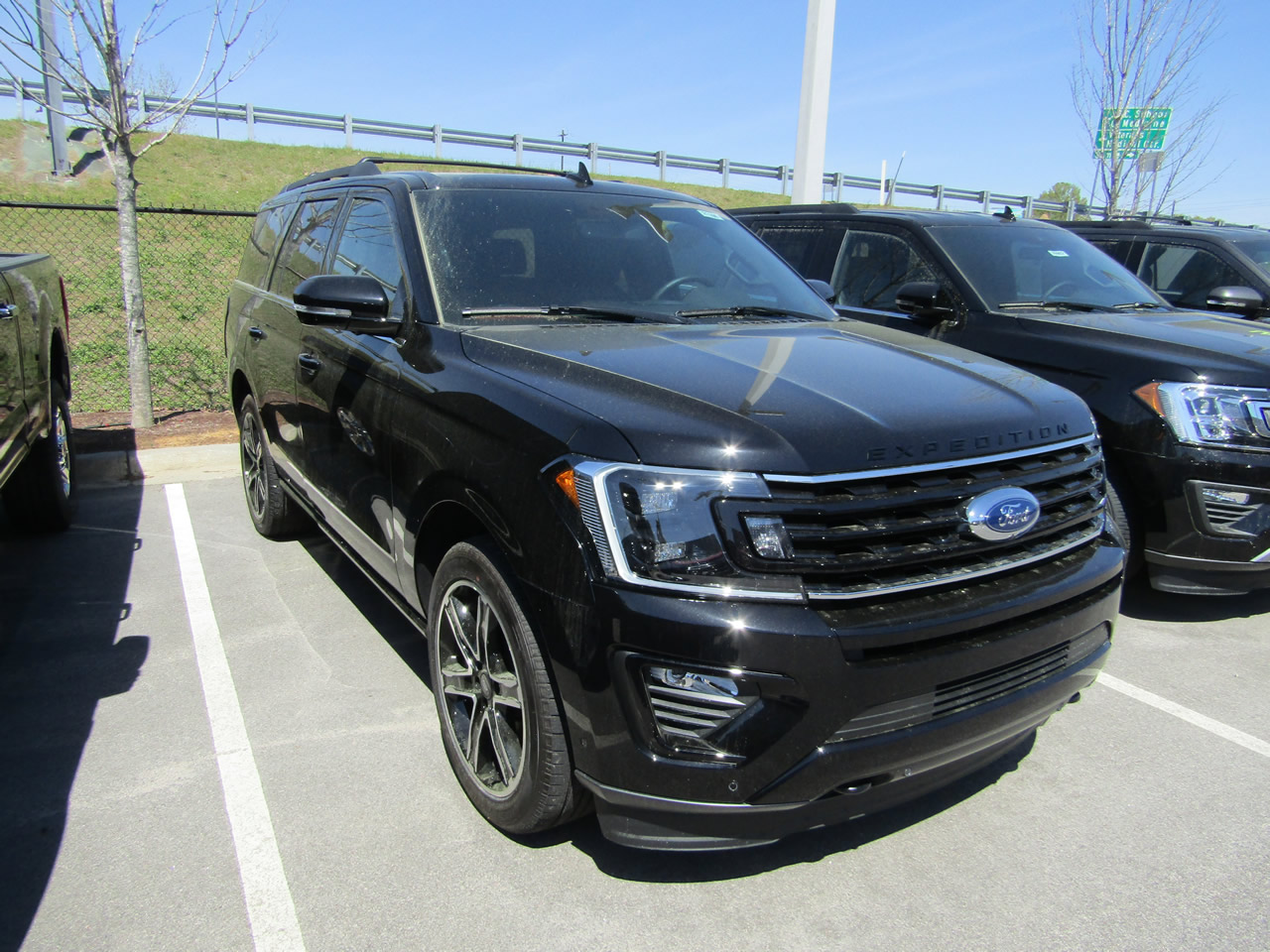 2019 Ford Expedition Limited Stealth 4WD