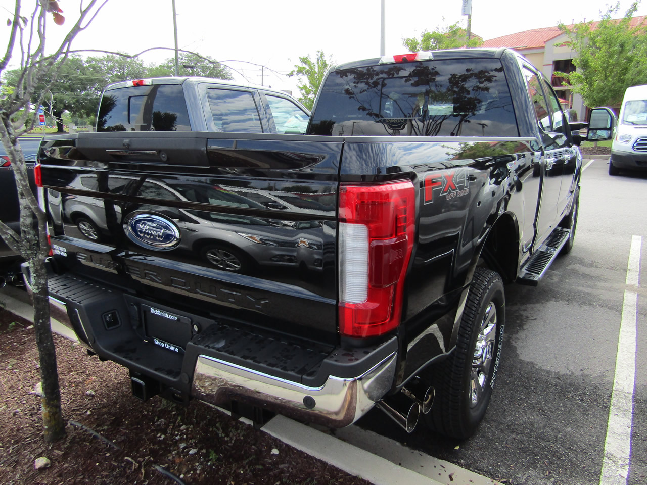 2019 Ford F-250 Super Duty Lariat CrewCab 4WD