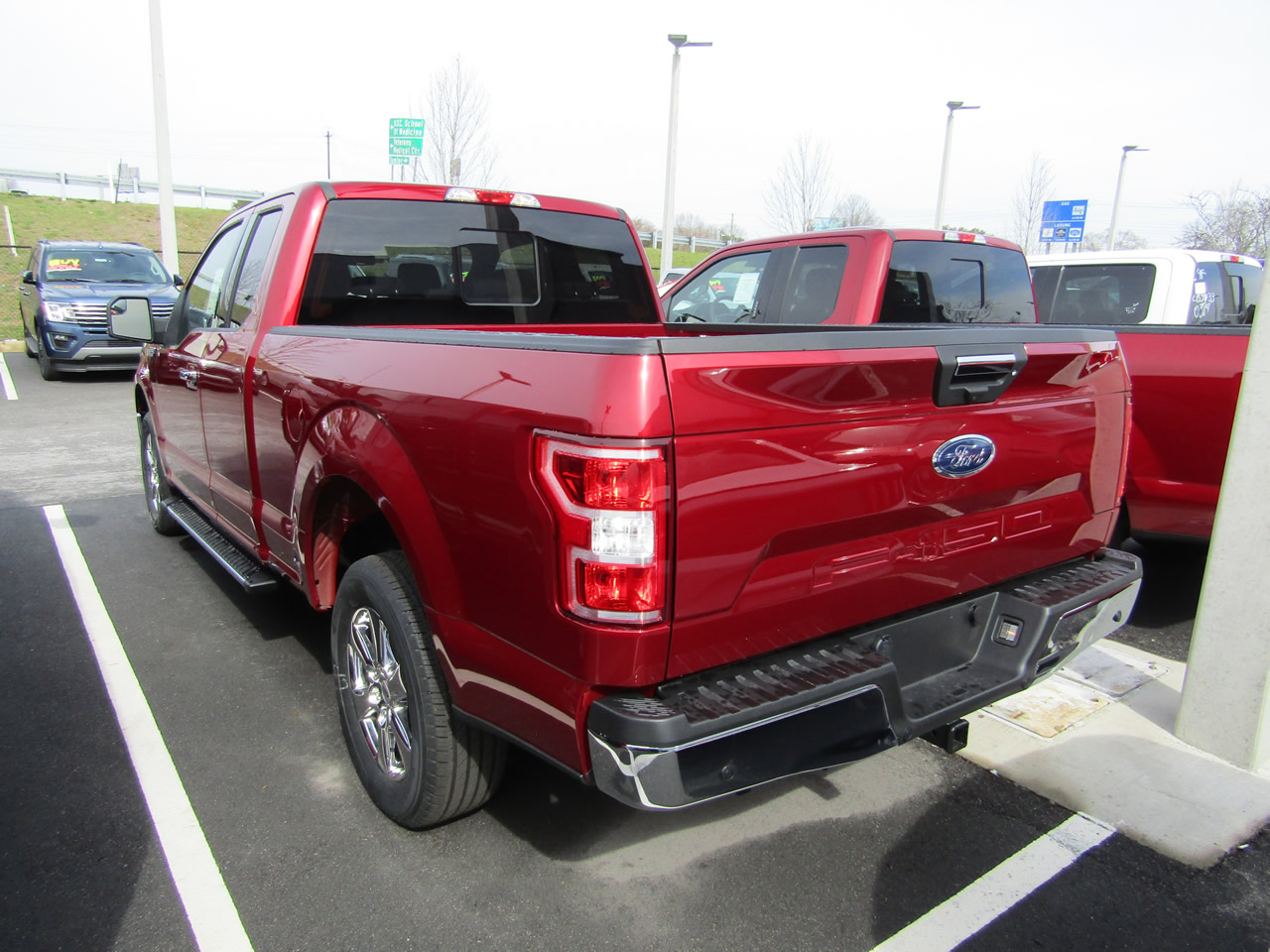 2019 Ford F-150 XLT SuperCab