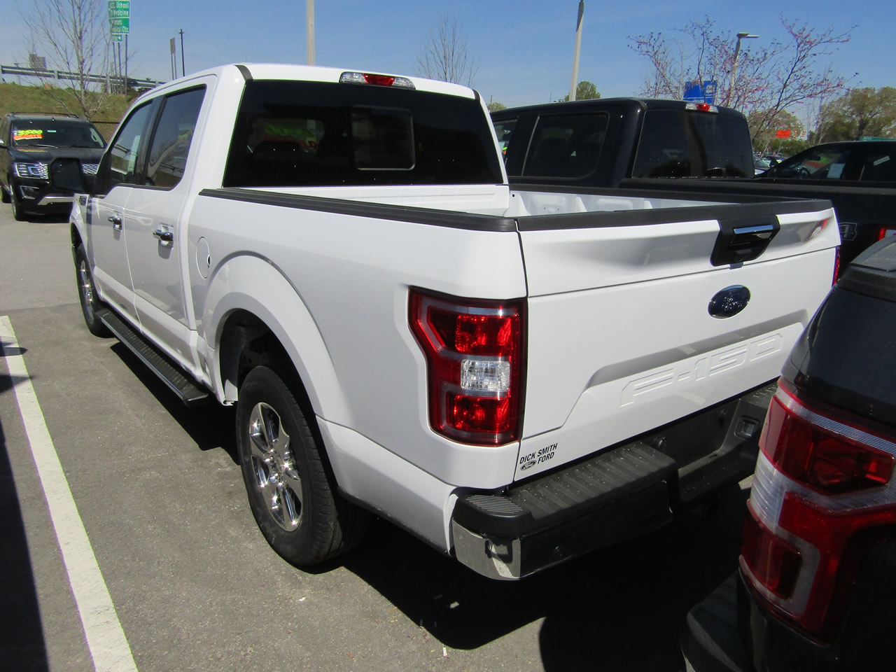 2019 Ford F-150 XLT SuperCrew