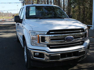 2019 FORD F-150 SUPERCREW EcoBoost