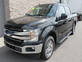 2019 Ford F-150 Lariat SuperCrew Dick Smith Ford serving Columbia, Sumter, Orangeburg, West Columbia, Lexington, Newberry, Lugoff SC, Selling new Ford cars and trucks and used vehciles in Columbia, SC
