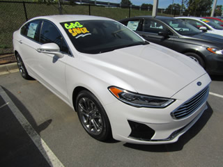 2019 Ford Fusion SEL Dick Smith Ford serving Columbia, Sumter, Orangeburg, West Columbia, Lexington, Newberry, Lugoff SC, Selling new Ford cars and trucks and used vehciles in Columbia, SC
