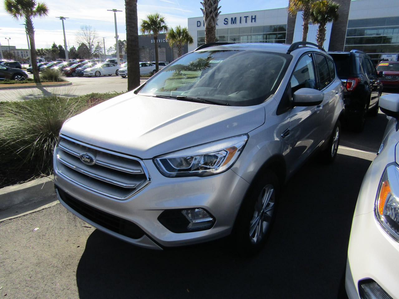 2019 Ford Escape SEL EcoBoost