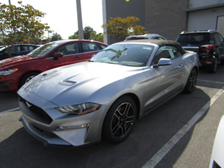 2020 Ford Mustang EcoBoost Premium Convertible Dick Smith Ford serving Columbia, Sumter, Orangeburg, West Columbia, Lexington, Newberry, Lugoff SC, Selling new Ford cars and trucks and used vehciles in Columbia, SC