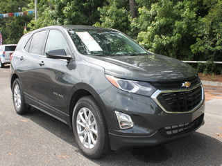 2020 CHEVROLET EQUINOX LT 1.5T Dick Smith Ford serving Columbia, Sumter, Orangeburg, West Columbia, Lexington, Newberry, Lugoff SC, Selling new Ford cars and trucks and used vehciles in Columbia, SC