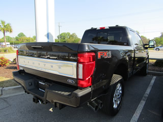 2020 FORD F-250 CREWCAB LIMITED 4WD