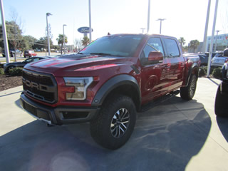 2020 Ford F-150 Raptor SuperCrew 4WD