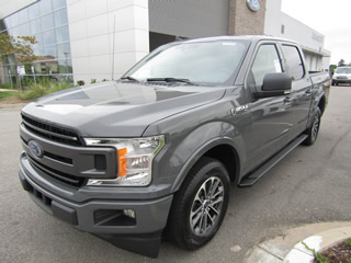2020 Ford F-150 XLT EcoBoost SuperCrew