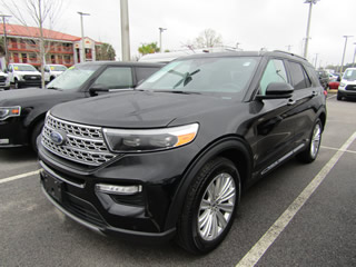 2020 FORD EXPLORER LIMITED EcoBoost AWD Dick Smith Ford serving Columbia, Sumter, Orangeburg, West Columbia, Lexington, Newberry, Lugoff SC, Selling new Ford cars and trucks and used vehciles in Columbia, SC