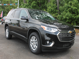 2020 Chevrolet Traverse 3LT Leather