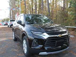 2020 Chevrolet Blazer Cloth Dick Smith Ford serving Columbia, Sumter, Orangeburg, West Columbia, Lexington, Newberry, Lugoff SC, Selling new Ford cars and trucks and used vehciles in Columbia, SC