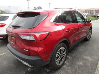 2020 Ford Escape SEL EcoBoost