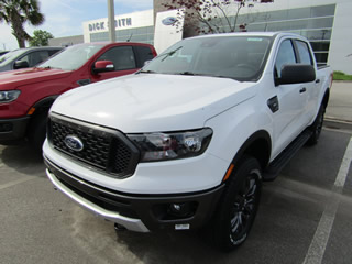 2021 Ford Ranger XLT SuperCrew 4WD Dick Smith Ford serving Columbia, Sumter, Orangeburg, West Columbia, Lexington, Newberry, Lugoff SC, Selling new Ford cars and trucks and used vehciles in Columbia, SC