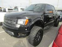 2011 FORD F-150 SUPERCREW RAPTOR 4WD