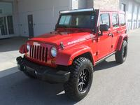 2: USED 2012 JEEP WRANGLER UNLIMITED RUBICON 4WD
