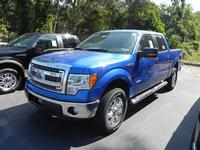 2013 FORD F-150 SUPERCREW XLT 4WD