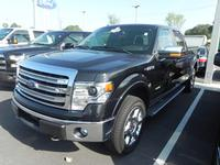 2013 FORD F-150 SUPERCREW LARIAT 4WD