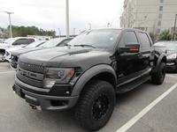 2014 FORD F-150 SUPERCREW RAPTOR 4WD