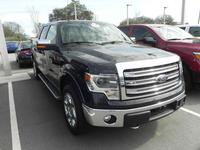 2014 FORD F-150 SUPERCREW 4WD