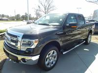2014 FORD F-150 SUPERCREW XLT 4WD
