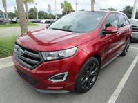 1: USED 2015 FORD EDGE SPORT