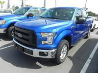 2015 FORD F-150 SUPERCREW 4WD