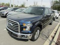 2: USED 2015 FORD F-150 SUPERCREW XLT