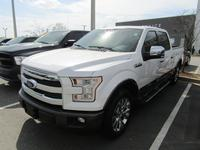 3: USED 2015 FORD F-150 SUPERCREW LARIAT
