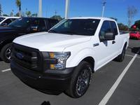 2015 FORD F-150 SUPERCAB XL