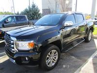 2016 GMC CANYON CrewCab SLT
