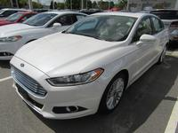 1: USED 2016 FORD FUSION SE
