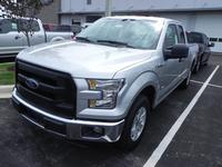 2016 FORD F-150 SUPERCAB XL