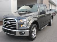 2016 FORD F-150 SUPERCAB XLT